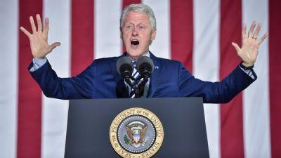 Beware The Twist! Bill Clinton Plans To Pen A Thriller With James Patterson