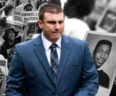 NYPD fires Officer Daniel Pantaleo in chokehold death of Eric Garner