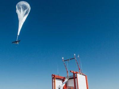Alphabet deployed emergency LTE to Puerto Rico w/ Project Loon in under a month