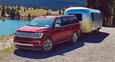 2018 Ford Expedition Can Tow Two F-150s