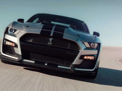 Ford's Mustang Shelby GT500 Has 700bhp+ And Glorious Noise