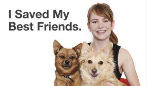 Actress Britt Robertson Joins Best Friends Campaign
