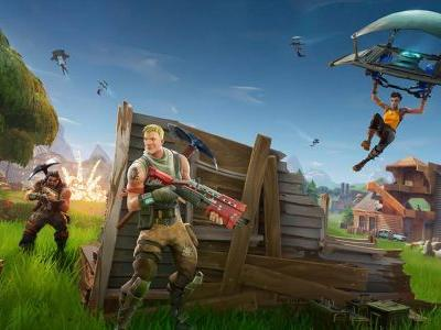 Fortnite Already Has 2 Million Players on Nintendo Switch