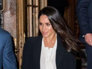 So Meghan Markle's Recent Speech Didn't Quite Go To Plan