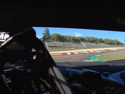 Don Some Headphones For This Lamborghini SCV12 Onboard Footage