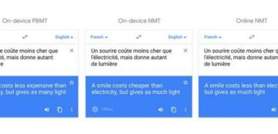 Google Translate Is More Capable Offline With Neural Machine Translation