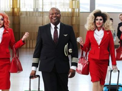 Virgin Atlantic Debuts 'Pride Flight' With All-LGBTQ Crew