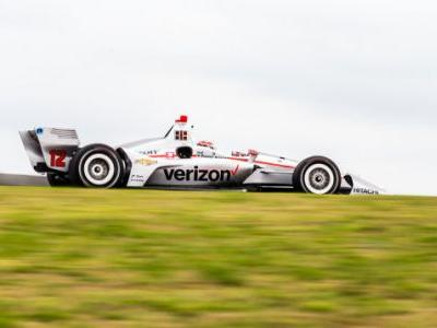 Will Power Becomes First-Ever Pole Sitter for IndyCar at Circuit of The Americas