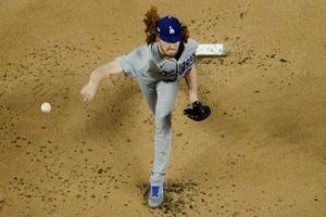 NLCS Game 7 1st rookie starters matchup in a winner-take-all