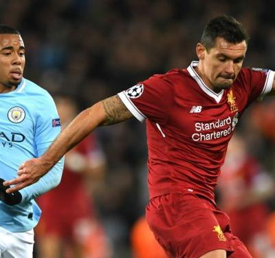 'Best atmosphere since I have been here' - Lovren hails Liverpool fans after Man City demolition