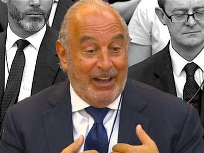 Topshop billionaire Sir Philip Green is named in UK Parliament as businessman who tried to stop media reporting allegations of sexual harassment and racism