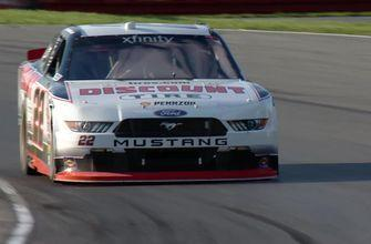Sam Hornish Jr. claims home-track win after wild race at Mid-Ohio | 2017 NASCAR XFINITY SERIES