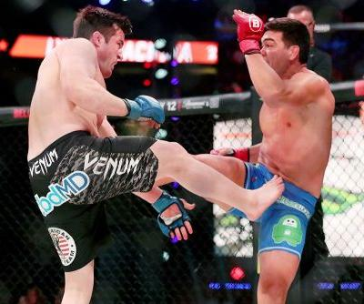Chael Sonnen explains retirement after Bellator 222: 'I feel like I used all of my toughness up'