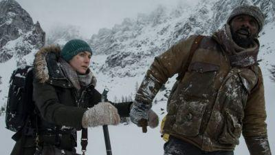THE MOUNTAIN BETWEEN US Trailer: Idris Elba And Kate Winslet Battle The Elements