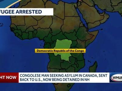 ACLU fights to get Congolese man being detained in NH out of jail
