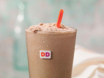 Dunkin' Donuts is giving away free samples of its new drink that's replacing the Coffee Coolatta