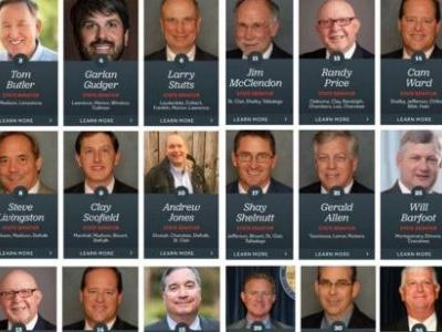 Every Single Vote For Alabama's Abortion Ban Came From A Man