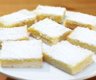 Amazing Easy Lemon Bars