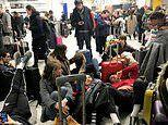 Furious passengers blast Gatwick chaos after diversions and cancellations