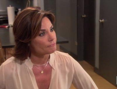Luann de Lesseps Owns Up To Her Mistakes & Reveals Russell Simmons Groped Her
