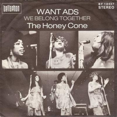 "The Number Ones: The Honey Cone's ""Want Ads"""