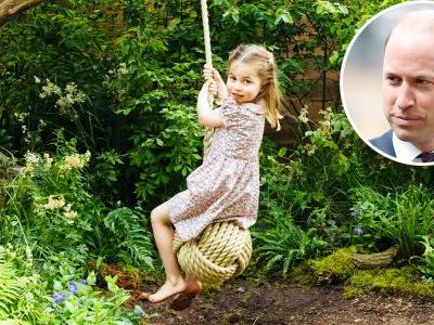 Prince William's Nickname for His Daughter Princess Charlotte Will Melt Your Heart