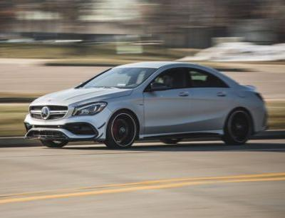 2017 Mercedes-AMG CLA45 In-Depth Review: Profound Performance in a Pocket-Size Package
