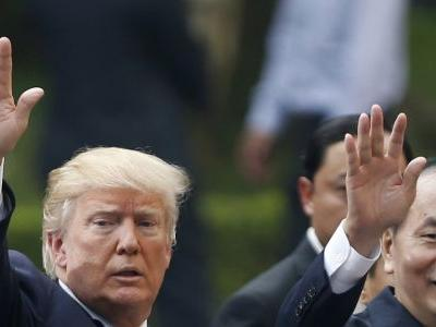 Trumps offers to mediate in protracted South China Sea feud