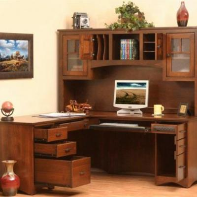 30 Fresh Executive Desk with Hutch Graphics