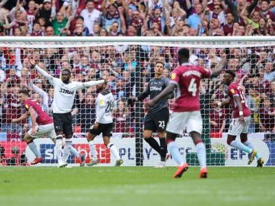 Aston Villa vs. Derby County - Football Match Report