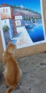 Vacation Tails: Greece Embraces Its Community Cats