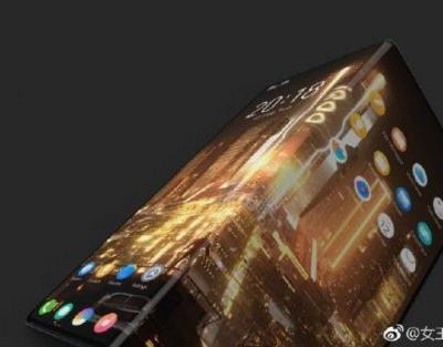 Vivo's iQOO tosses their hat into the ring with a foldable phone of their own