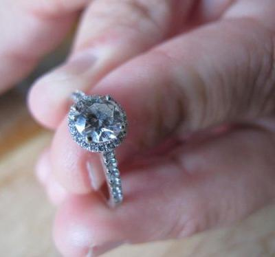 An engagement ring is a major purchase - here's the best way to pay for it