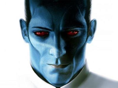 Timothy Zahn is Planning More Star Wars Books, Teases Thrawn Tetralogy at Star Wars Celebration
