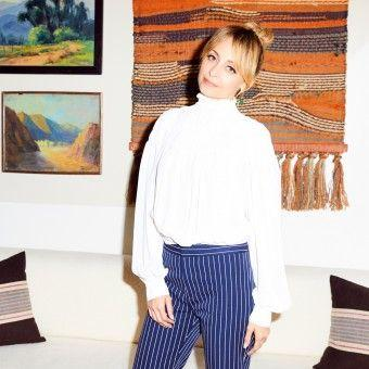 Nicole Richie Fully Supports Wearing a Fanny Pack