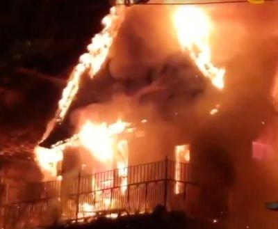 Pennsylvania man arrested in Brooklyn house blaze that allegedly targeted rabbi