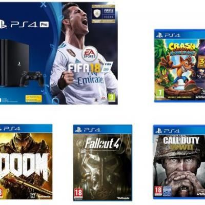 Black Friday Deals: The Best PS4 Pro Bundle Ever Seen