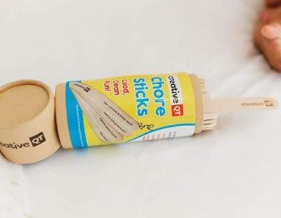 Parents Swear By These Cheap Chore Sticks That Put Unmotivated Kids To Work
