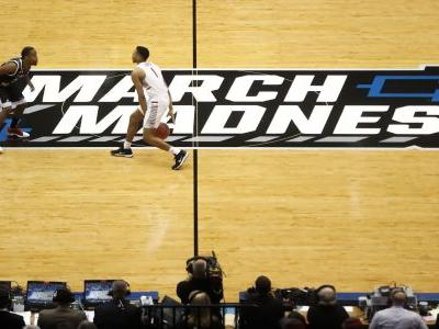 March Madness is underway - here is an updated look at the bracket