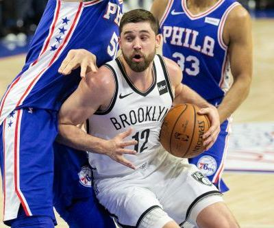 The Nets' playoff fate could hinge on a Joe Harris turnaround