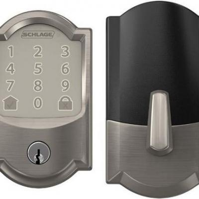 This is the lowest Amazon price the Schlage Encode Smart lock has ever been