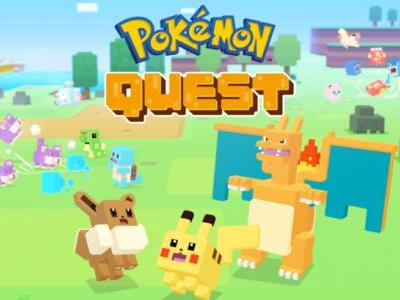Pokémon Quest is available for pre-registration on the Google Play Store