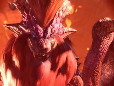 Monster Hunter World's Arch-Tempered Teostra Now Live on Consoles