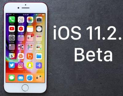 Apple Releases First Beta of iOS 11.2.5 for Public Beta Testers