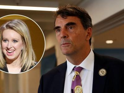 Billionaire Theranos defender Tim Draper says Elizabeth Holmes 'was doing really good work' before she was attacked and 'forced to sort of fail'