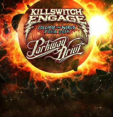 Killswitch Engage and Parkway Drive announce co-headlining 2019 US tour