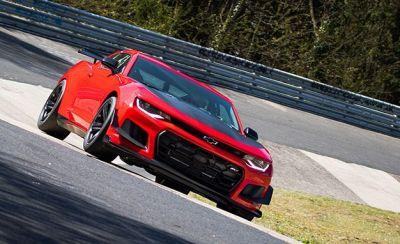 The 2018 Chevrolet Camaro ZL1 1LE Storms the Nurburgring in 7:16.04