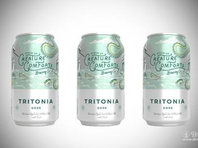 Find Comfort in Creature Comforts Tritonia Cucumber and Lime