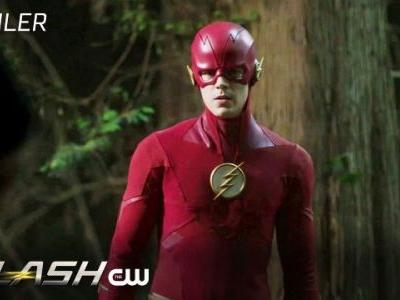 Cicada Brings Chaos in The Flash Episode 5.03 Promo