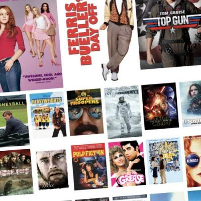 Enjoy a movie night with hit rentals for $1 each this weekend at Amazon